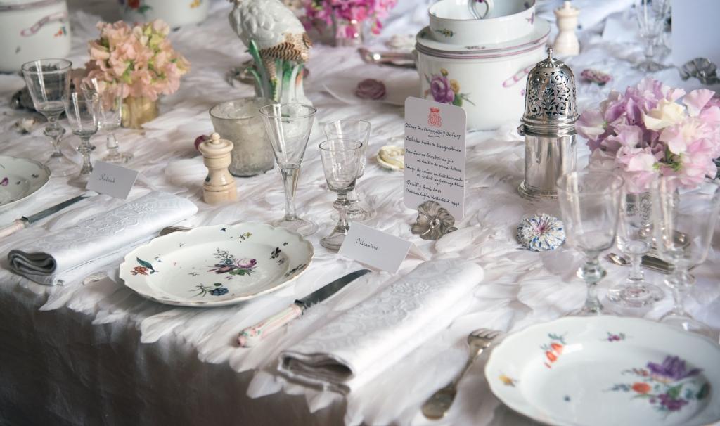 Tables D Exception L Art De Recevoir A La Francaise
